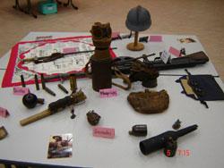 Arme du poilu - Bataille de Verdun