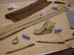 Campement du poilu - Bataille de Verdun